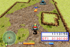 Car Battler Joe GBA 098