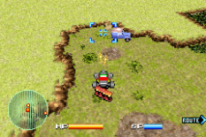 Car Battler Joe GBA 165