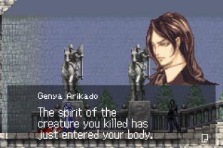 Castlevania - Aria of Sorrow GBA 009