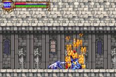 Castlevania - Aria of Sorrow GBA 033