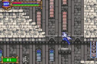 Castlevania - Aria of Sorrow GBA 034