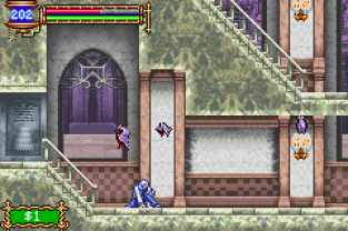 Castlevania - Aria of Sorrow GBA 078