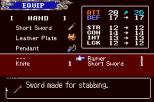Castlevania - Aria of Sorrow GBA 082
