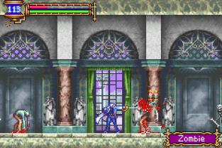 Castlevania - Aria of Sorrow GBA 086