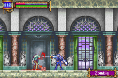Castlevania - Aria of Sorrow GBA 087