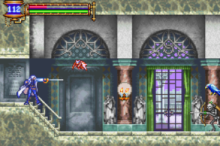 Castlevania - Aria of Sorrow GBA 089