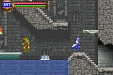 Castlevania - Aria of Sorrow GBA 098