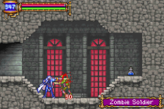 Castlevania - Aria of Sorrow GBA 099