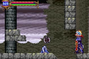 Castlevania - Aria of Sorrow GBA 108
