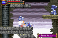 Castlevania - Aria of Sorrow GBA 110
