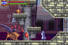 Castlevania - Aria of Sorrow GBA 132