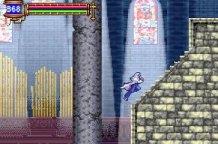 Castlevania - Aria of Sorrow GBA 133