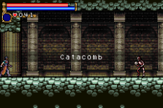 Castlevania - Circle of the Moon GBA 011