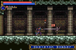 Castlevania - Circle of the Moon GBA 012