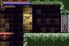 Castlevania - Circle of the Moon GBA 022