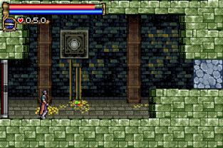 Castlevania - Circle of the Moon GBA 023