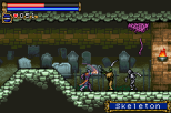Castlevania - Circle of the Moon GBA 027