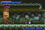 Castlevania - Circle of the Moon GBA 028