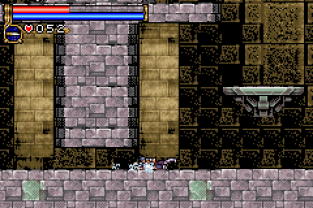 Castlevania - Circle of the Moon GBA 031