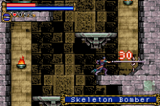 Castlevania - Circle of the Moon GBA 032