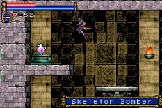 Castlevania - Circle of the Moon GBA 033