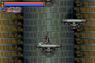 Castlevania - Circle of the Moon GBA 034
