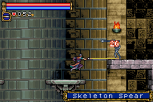 Castlevania - Circle of the Moon GBA 035