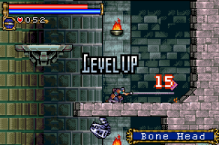 Castlevania - Circle of the Moon GBA 042