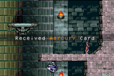 Castlevania - Circle of the Moon GBA 043