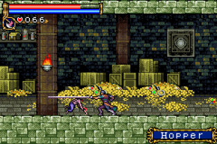 Castlevania - Circle of the Moon GBA 053