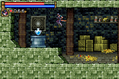 Castlevania - Circle of the Moon GBA 054