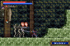 Castlevania - Circle of the Moon GBA 055