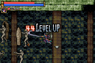 Castlevania - Circle of the Moon GBA 056