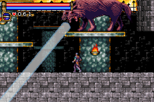 Castlevania - Circle of the Moon GBA 067
