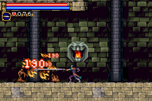 Castlevania - Circle of the Moon GBA 075