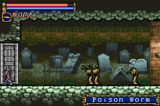 Castlevania - Circle of the Moon GBA 076