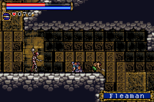 Castlevania - Circle of the Moon GBA 078