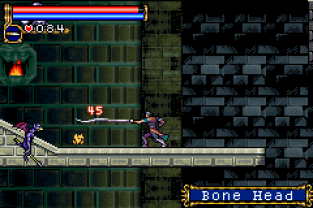 Castlevania - Circle of the Moon GBA 089