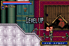 Castlevania - Circle of the Moon GBA 098