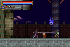 Castlevania - Circle of the Moon GBA 109