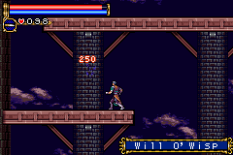 Castlevania - Circle of the Moon GBA 110