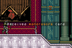 Castlevania - Circle of the Moon GBA 120