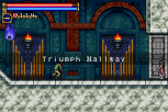 Castlevania - Circle of the Moon GBA 128