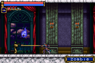 Castlevania - Circle of the Moon GBA 130
