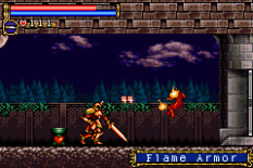 Castlevania - Circle of the Moon GBA 131