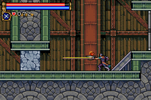 Castlevania - Circle of the Moon GBA 133
