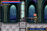 Castlevania - Circle of the Moon GBA 134