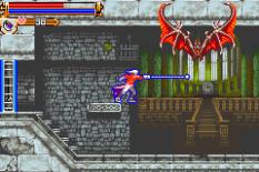 Castlevania - Harmony of Dissonance GBA 044