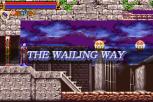 Castlevania - Harmony of Dissonance GBA 051