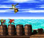 Donkey Kong Country 2 - Diddy's Kong Quest SNES 007